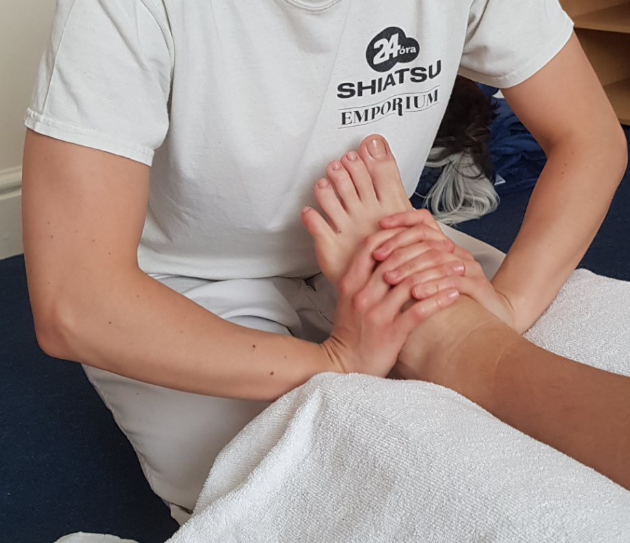 Edit Farkas Foot Reflexology